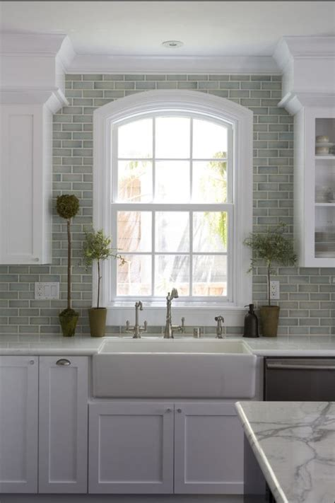 beveled subway tile backsplash crackled finish tile backsplash crackled subway tile