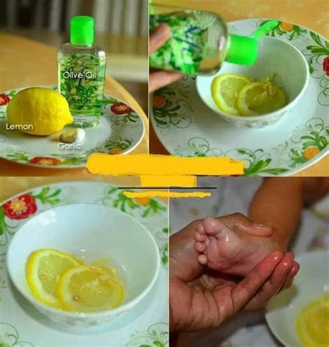 cara membuat minyak kemiri untuk bayi tips rawatan semulajadi untuk demam selsema bagi bayi