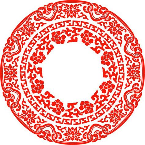circular pattern ai circular pattern vector diagram ai