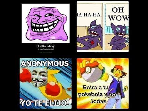 Memes De Pokemon En Espaã Ol - memes graciosos de pokemon en espa 241 ol 01 by reyrex