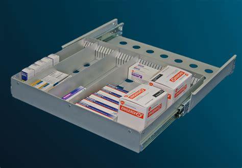labcold divided pharmacy drawer system vicarey davidson