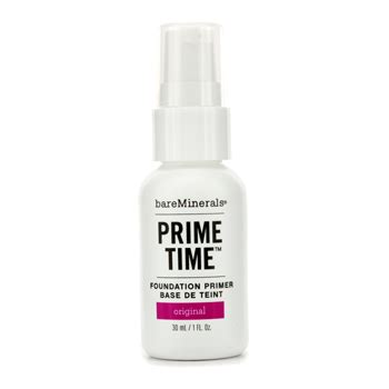 Coming Soon Prime Time Primer From Bare Escentuals by Bareminerals Prime Time Original Foundation Primer By Bare