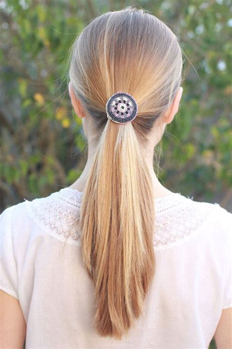Hair Clip Poni Hairclip Poni 12 simple ponytail hair accessories for