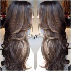 Long Hair With Highlights » Home Design 2017
