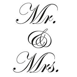 gallery for gt mr and mrs clipart