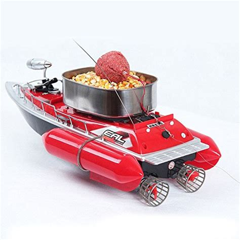 rc boat fishing boat catch a wish with remote control fishing boat