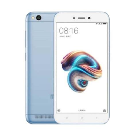 jual xiaomi redmi 5a smartphone blue 16gb 2gb