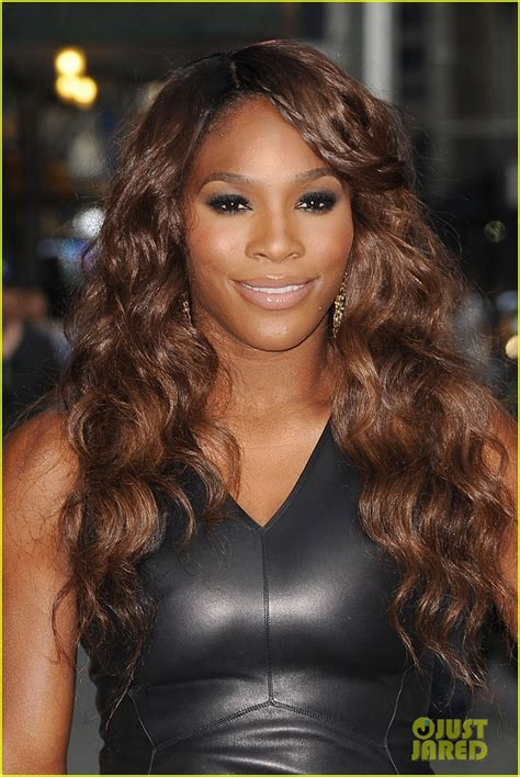 venus williams hairstyles serena williams sports two hairstyles in one day photo