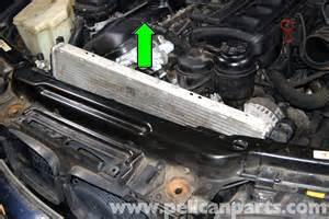 Bmw 328i Coolant Bmw E46 Radiator Replacement Bmw 325i 2001 2005 Bmw