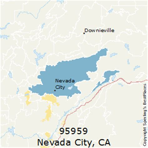 california map nevada city best places to live in nevada city zip 95959 california