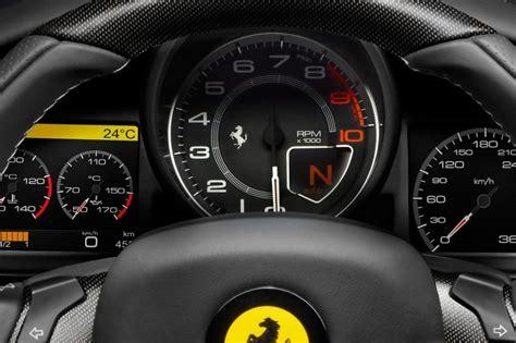 ferrari speedometer ferrari dituduh mereset odometer agar mobil lebih mahal