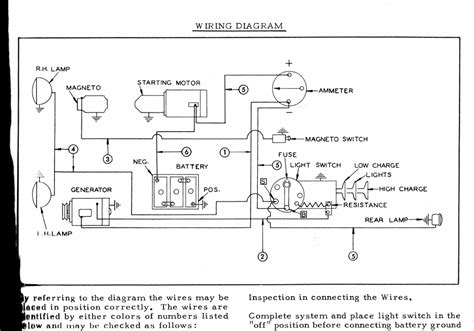 wd 45 6 volt wiring diagram allischalmers forum