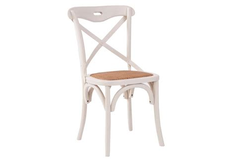 chaise bistrot blanche chaise bistrot blanche vical home vical home 17911