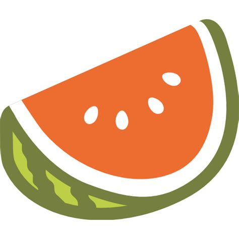 watermelon emoji watermelon emoji for facebook email sms id 7551