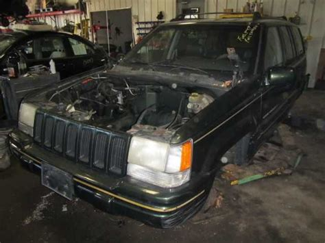 96 jeep grand front bumper 96 97 98 jeep grand front bumper assy limited
