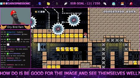 gg theme maker for s60v3 super mario maker now we know level completion youtube