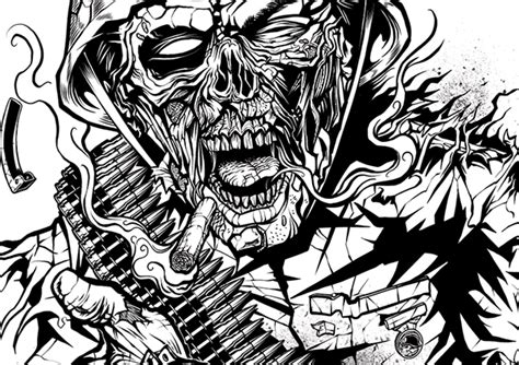 metal mulisha artist series on behance