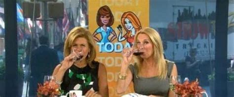 kathie lee gifford exercise video kathie lee and hoda drink to red wine study video
