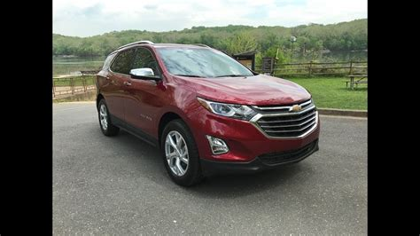 redline vs 1 2018 chevrolet equinox 1 5t redline review