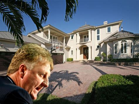 larry house larry bird selling naples house for 4 8 million business insider