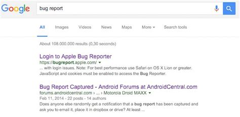 Report Bug Developers by What Is A Bug Report Here S Our Definition