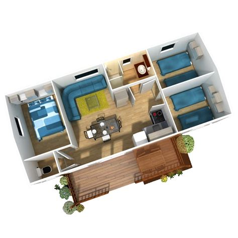 location mobil home 3 chambres location mobil home 7 personnes 3 chambres 31 m2