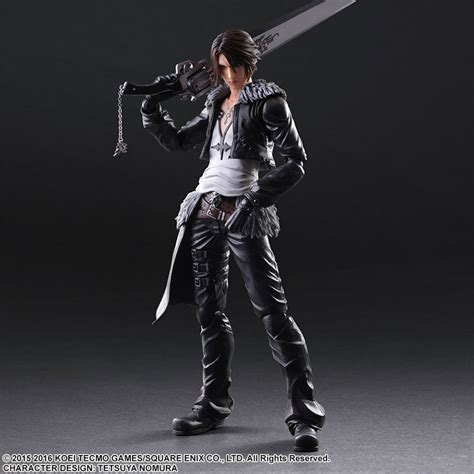 Play Arts Kingdom Hearts Cloud Strife Sephiroth Figure play arts dissidia squall images and