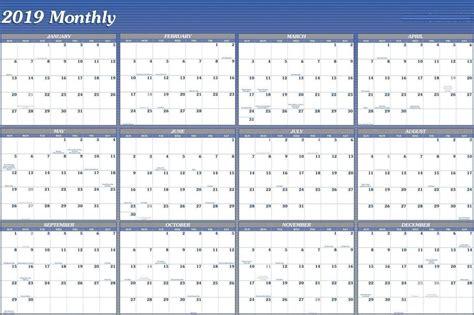 excel yearly calendar uk  printable  calendar template word