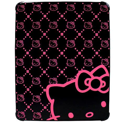 wallpaper hello kitty black and pink black and pink hello kitty wallpaper wallpapersafari