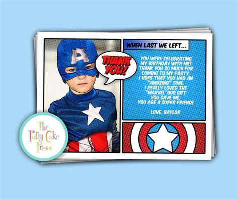 Captain America Birthday Card 20 Best Captain America B Day Bash Images On Pinterest