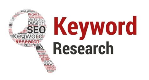 Seo Keyword Research Template a concise seo keyword research template for any website