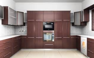 Kitchen Cabinets Modular by Pvc Modular Kitchen Cabinets In Coimbatore Interiors