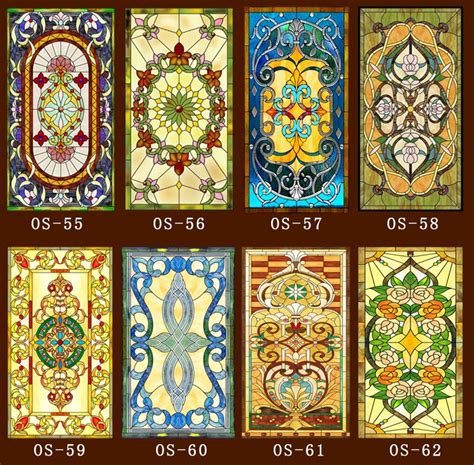 stained glass stickers for doors popular stained glass furniture buy cheap stained glass