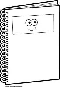 Go Back &gt Gallery For Notebook Clipart Black And White sketch template
