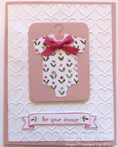 card for a baby shower sting with