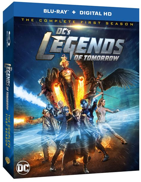 A Place Dvd Release Date Legends Of Tomorrow Season 1 Dvd Release Date Extras Dclegendstv