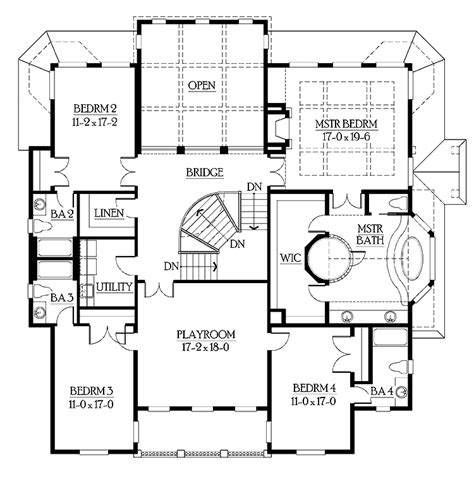 house floor plans with secret rooms