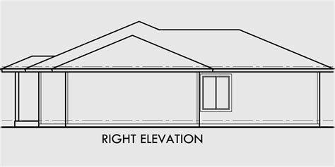 single level house plans corner lot house plans single story duplex house plan corner lot duplex plans d 392