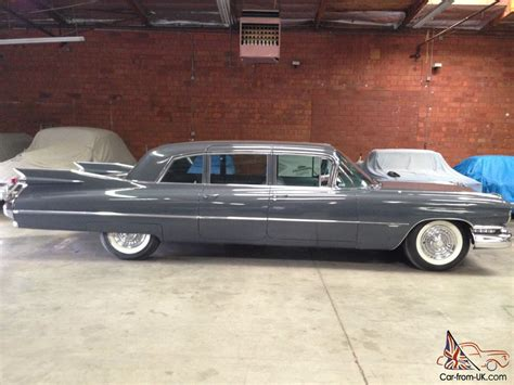 1959 Cadillac Limousine by 1959 Cadillac Series 75 Fleetwood Factory 9 Passenger