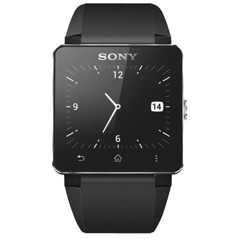 sony mobile nfc sony mobile smartwatch 2 montre connect 233 e bluetooth 3 0