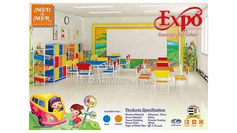 Meja Kursi Anak Tk kursi meja anak playgroup tk expo diskon sale