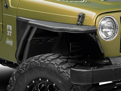 buck owens flat top haircut with fenders barricade jeep wrangler front fenders w flare j100296 97