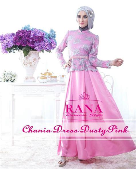 Busana Muslim Modern Untuk Pesta Koleksi Baju Muslim Untuk Pesta Modern
