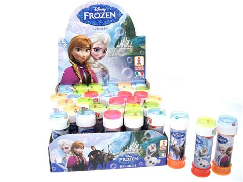 game design your frozen bag disney frozen bubbles childrens party bag fillers with
