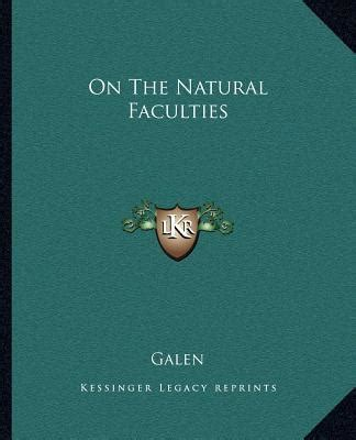 on the faculties books on the faculties galen 9781162677606