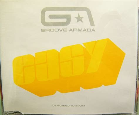 groove armada easy groove armada easy cd sler promotionnel collector 4