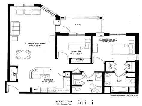 luxury 2 bedroom apartment floor plan luxury 2 bedroom apartments balcony modern apartment