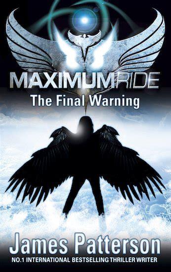 Maximum Ride The Warning maximum ride the warning scholastic club