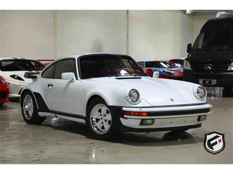 porsche 930 turbo for sale 1986 porsche 930 turbo for sale classiccars com cc 893599