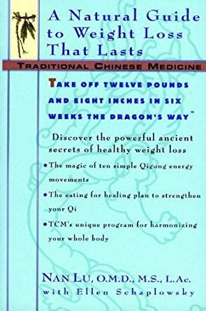 Tcm A Natural Guide To Weight Loss That Lasts